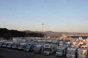 TOURIT, salone del turismo itinerante Caravanning, camping, agriturismo, out-door